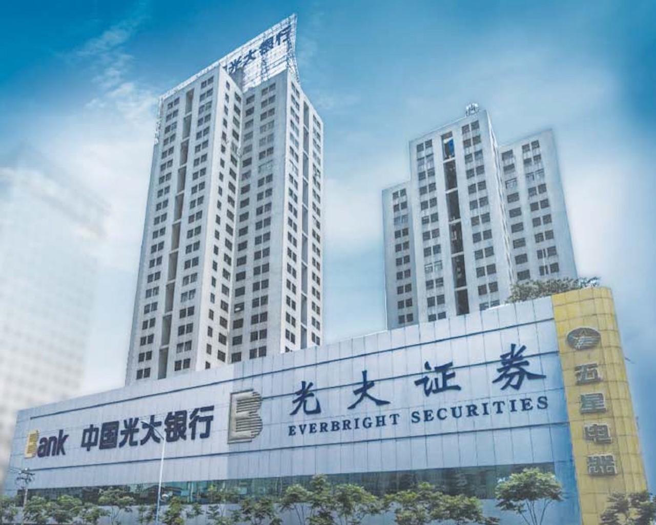 明昌大廈( 我們擁有明昌大廈一至四層)及周圍環境街景視圖